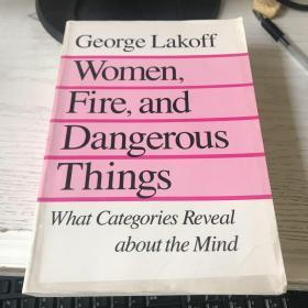 Women, Fire and Dangerous Things: What Categories Reveal Abo