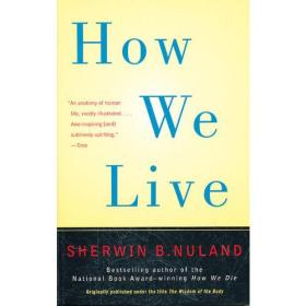 HOW WE LIVE