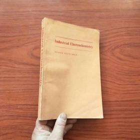 工业电化学 英文版