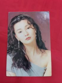 92中国金鸡百花电影节明信片-张曼玉