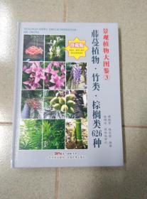 景观植物大图鉴3:藤蔓植物、竹类、棕榈类626种 精装本