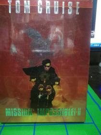 DVD   碟中谍1-2部  精装收藏版