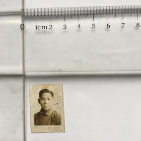 老照片2cm-------帅哥肖像照