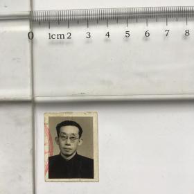 老照片3cm-------帅哥肖像照