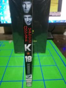 DVD   日版 K19  收藏版