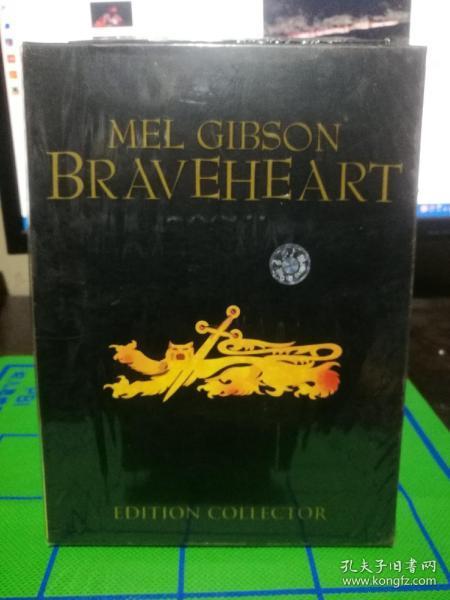 DVD   勇敢的心  精装收藏版