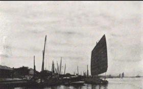 民国时期辽宁营口资料老照片20张5吋的