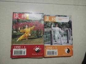 气功 1995年(1-12期全)