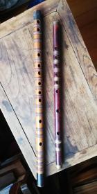 民族乐器 —— 竹笛(两支)!