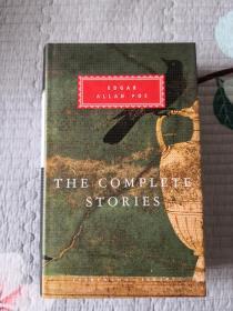 Edgar Allan Poe The Complete Stories 爱伦·坡短篇小说集 everymans library 人人文库 英文原版 布面封皮琐线装订 丝带标记 内页无酸纸可以保存几百年不泛黄 私藏350余种,孔网最全卖家