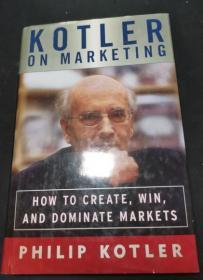 Kotler on Marketing [精装]