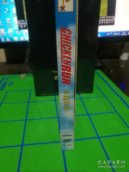 DVD   小鸡快跑   精装收藏版