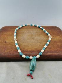绿松石项链B0494.