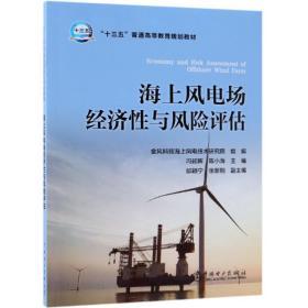 海上风电场经济性与风险评估十三五普通高等教育规划教材