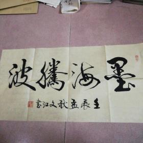 郭文江书法  编号024