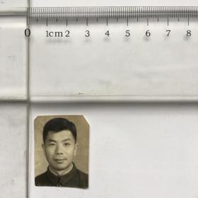 老照片3cm--------帅哥肖像照
