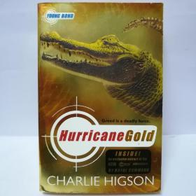 Young Bond: Hurricane Gold  少年邦德系列图书