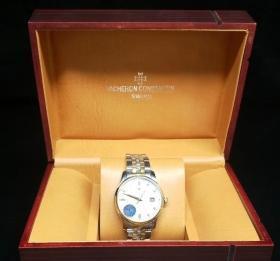 世界顶级名表【江诗丹顿】腕表 带盒子 证书 发票 表重126g