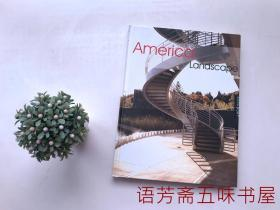 America landscape【16开精装本】