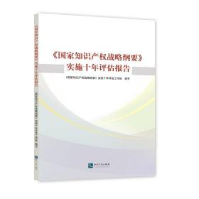国家知识产权战略纲要实施十年评估报告