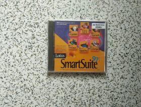 光盘: Lotus 1-2-3 Office Pro 97  中文版   全新未开封  请阅图