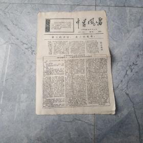 文革报     中学风雷1967.7.19   走快递