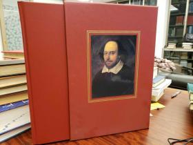 The First Folio of Shakespeare Norton Fascimilie Second Edition With Slip Case
