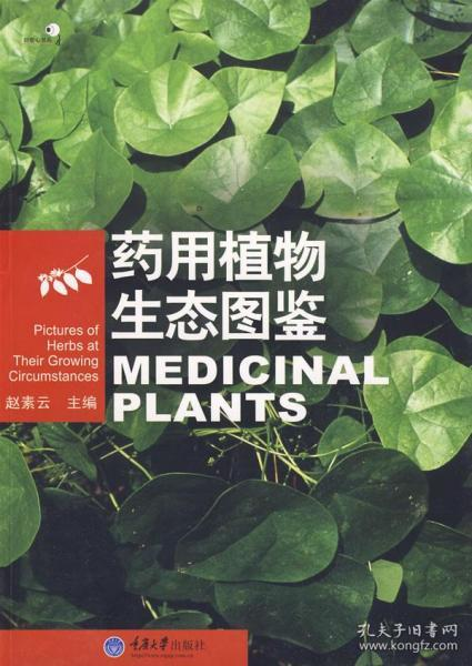 药用植物生态图鉴