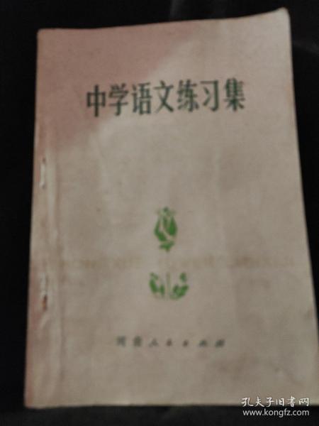 中学语文练习集