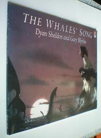 The Whales Song (Picture Puffins) (平装大16开原版外文书)