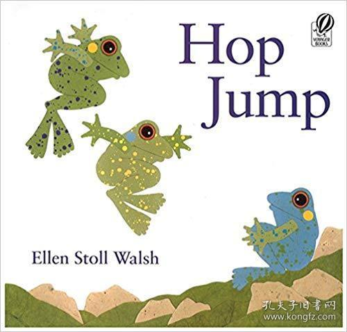 (61)Hop Jump (Rise and Shine) Paperback