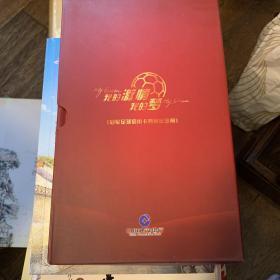 我的激情我的梦《冠军足球信用卡典藏纪念册》