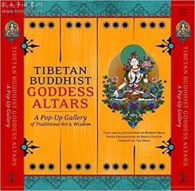 Tibetan Buddhist Goddess Altars: A Pop-Up Gallery of Traditional Art and Wisdom