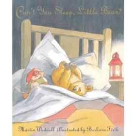 Little Bear:Can't You Sleep Little Bear 你睡不着吗 ISBN9781844284917
