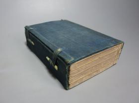 和刻本    《韵府一隅》 一函4册全  明治十三年(1880年)  巾箱本
