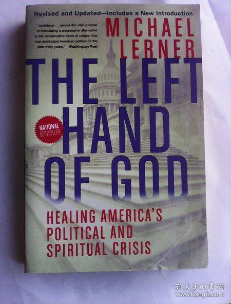 The Left Hand of God :Healing Americas Political and Spiritual Crisis   英文原版
