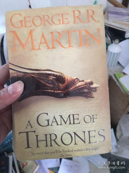 A Game of Thrones:Book 1 of a Song of Ice and Fire