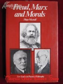 Freud, Marx and Morals(英语原版 精装本)弗洛伊德、马克思和道德