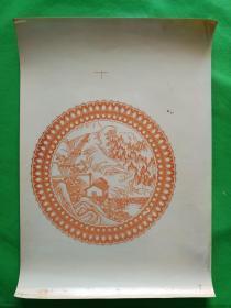 唐山陶瓷贴花纸---样品2
