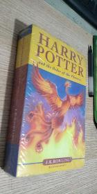 Harry Potter and the Order of the Phoenix  英文版  正版现货,全新未开封