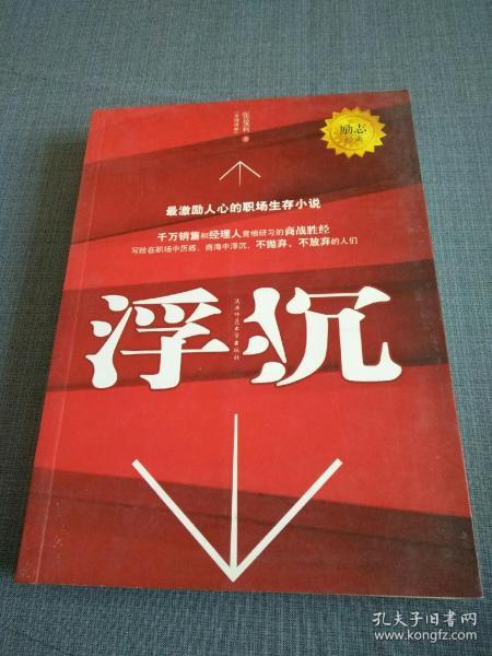 浮沉:最激励人心的职场生存小说