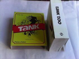 Tank Too        英文原版   铜版纸彩印