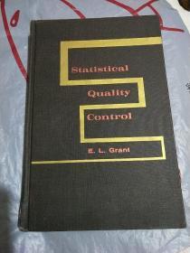 Statistical Quality Control(统计上的质量控制)