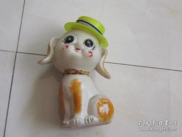 文革储钱罐:小狗造型