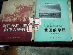 地理小丛书:我国的草原