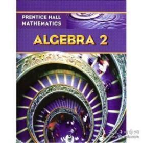Prentice Hall Math Algebra 2 Student Edition