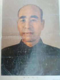 林彪同志标准像