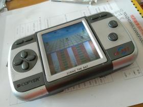 怀旧收藏老式游戏机