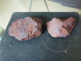 修圩堤挖出来捡的,像铁一样的石头(没有磁性)7