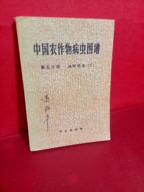 中国农作物病虫图谱 第五分册 油料病虫